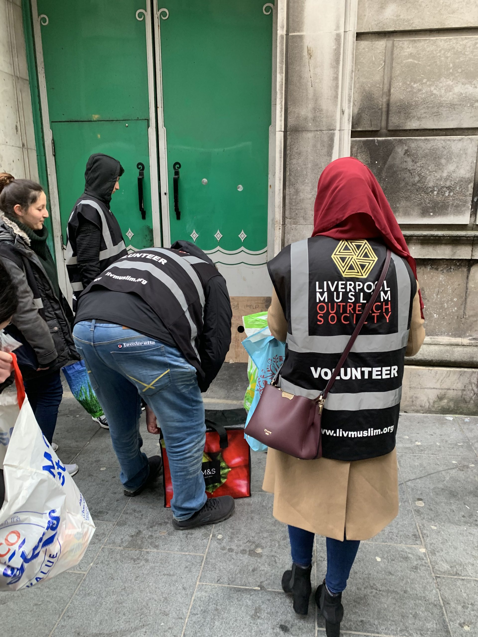 Liverpool Homeless Outreach